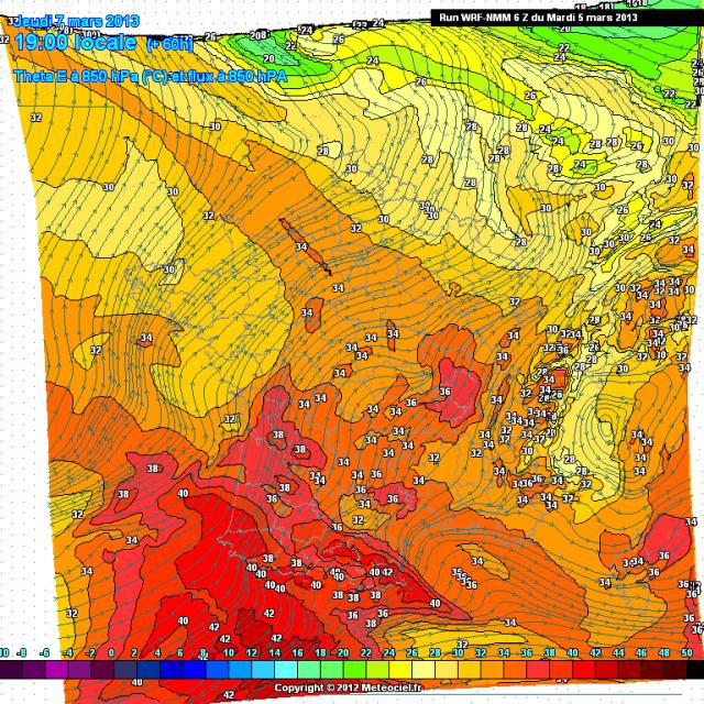 Risque orageux en Aquitaine principalement, dans la soirée de Jeudi soir (le 7/03) 270275nmm5600