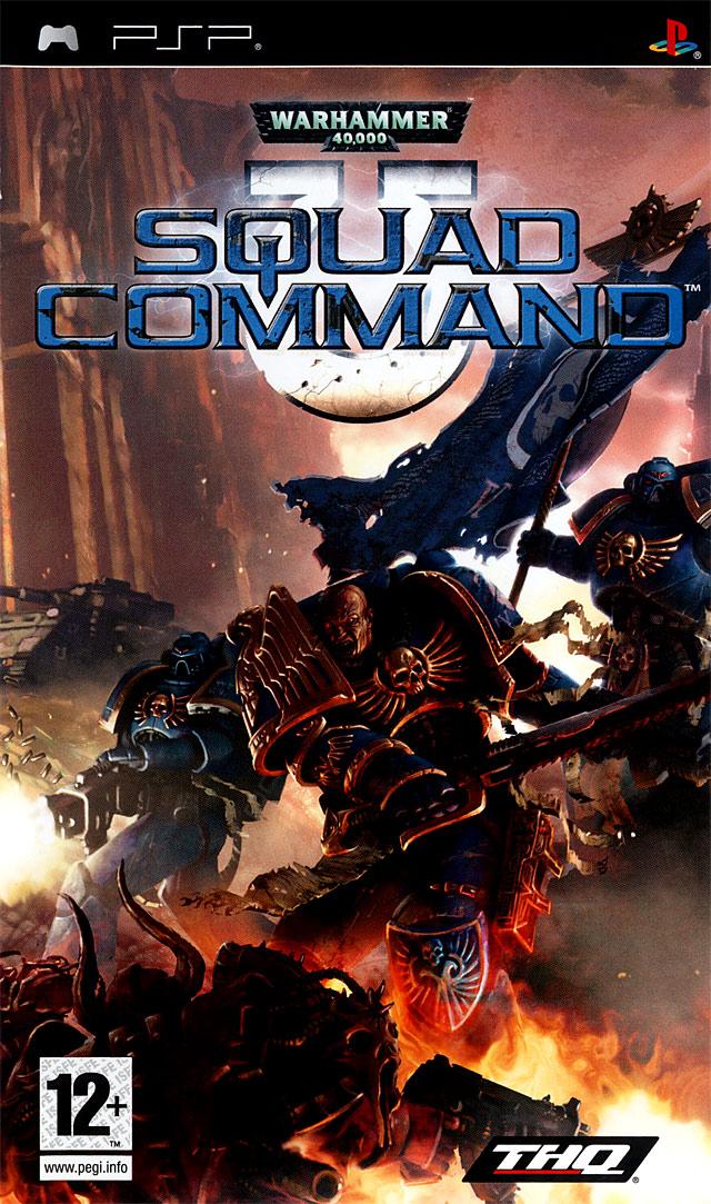 Warhammer 40.000 : Squad Command sur PSP 270783Squadcommand
