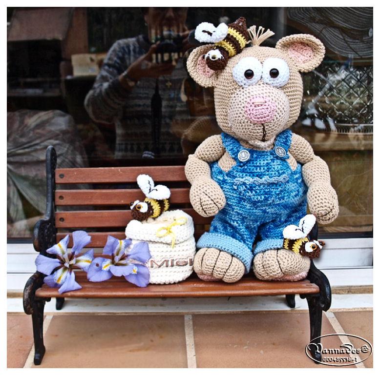 L'Ours le Miel et les Abeilles ♥♥♥ 270922PC180297
