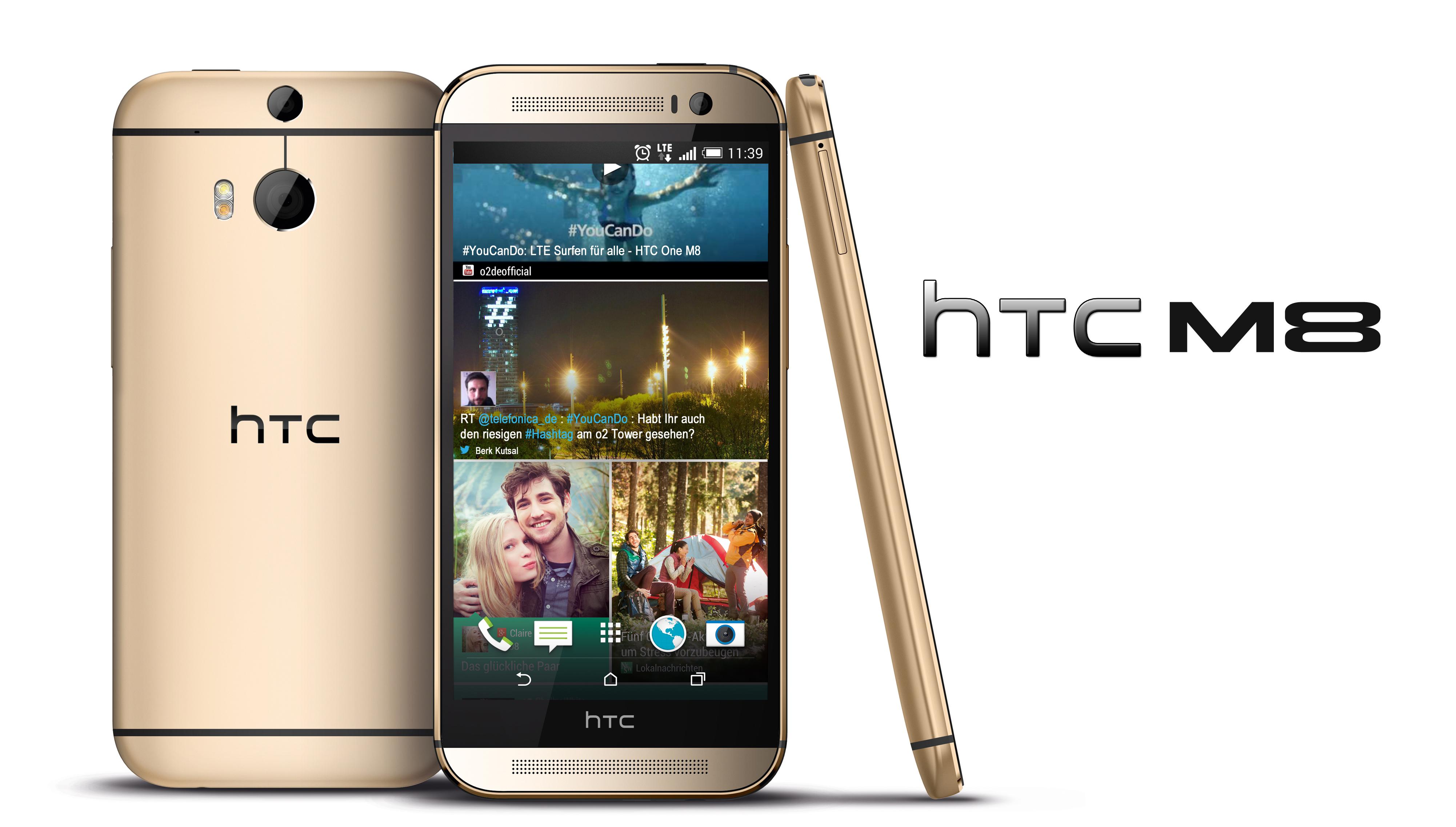 [CREATION] sur une base de HTC One M8  270978HTCOneM8GoldConceptBase