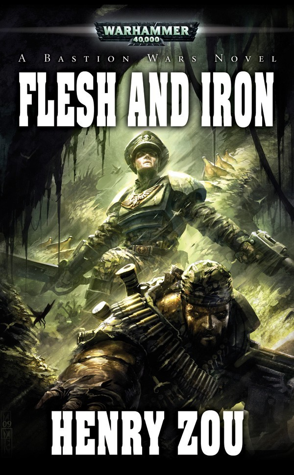 A Bastion Wars Novel : Flesh and Iron ( Henri Zou) 271707FleshandIron