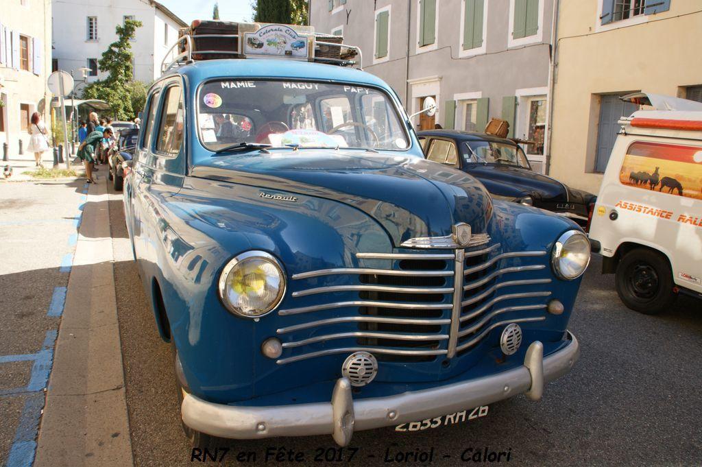 [26] 16-09-2017 / RN 7 en fête à Loriol-sur-Drôme - Page 4 271758DSC02034
