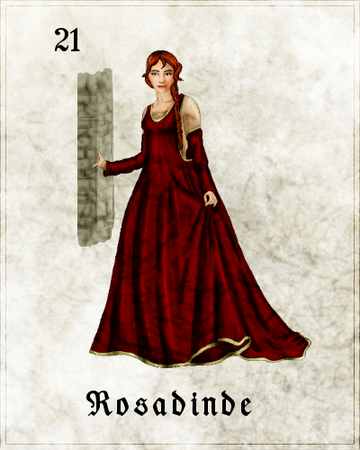 [Archive - Catalogue femme - indisponible] 27223521Rosadinde
