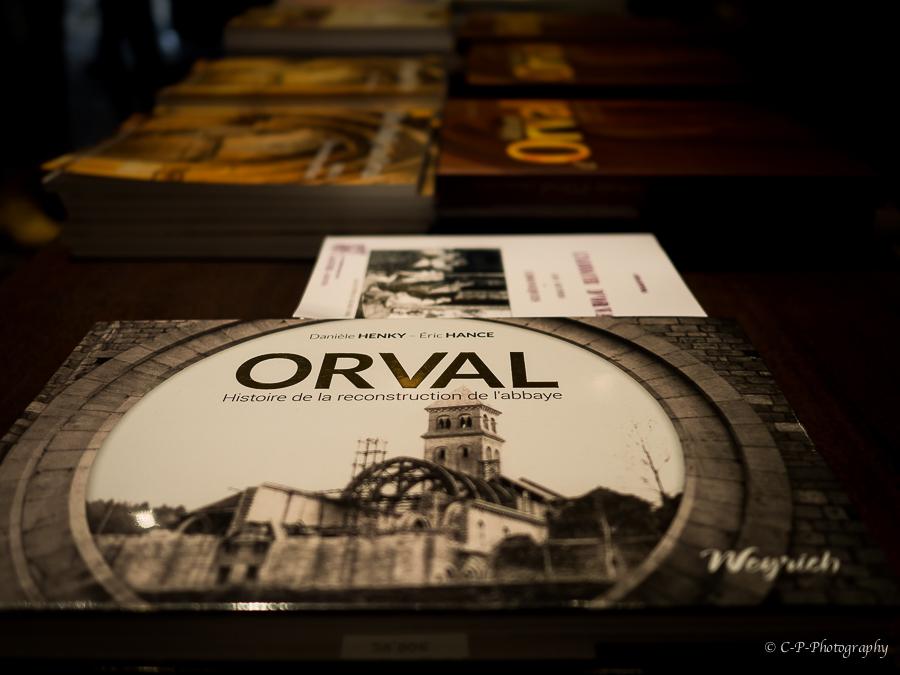 Sortie anniversaire 8 ans du forum à Orval le 07 février : Les photos 2722742070029