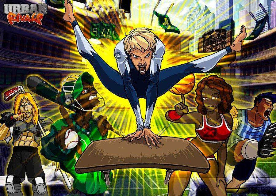 [Online][+12] Urban Rivals (Gros Dossier) 272348WallpapernonofficielAllStars900x640parNicolasMenier