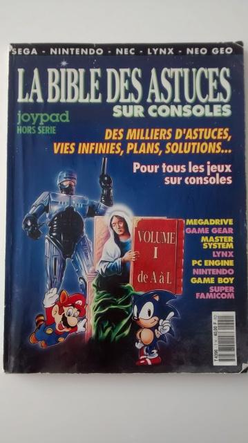 [MAGAZINE] La bible des astuces sur consoles 272629IMG20150404143106267
