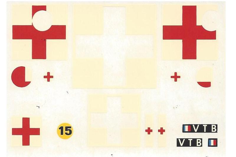 AMX 13 VTB - (Réf. L787) 1/35 273015VTB013