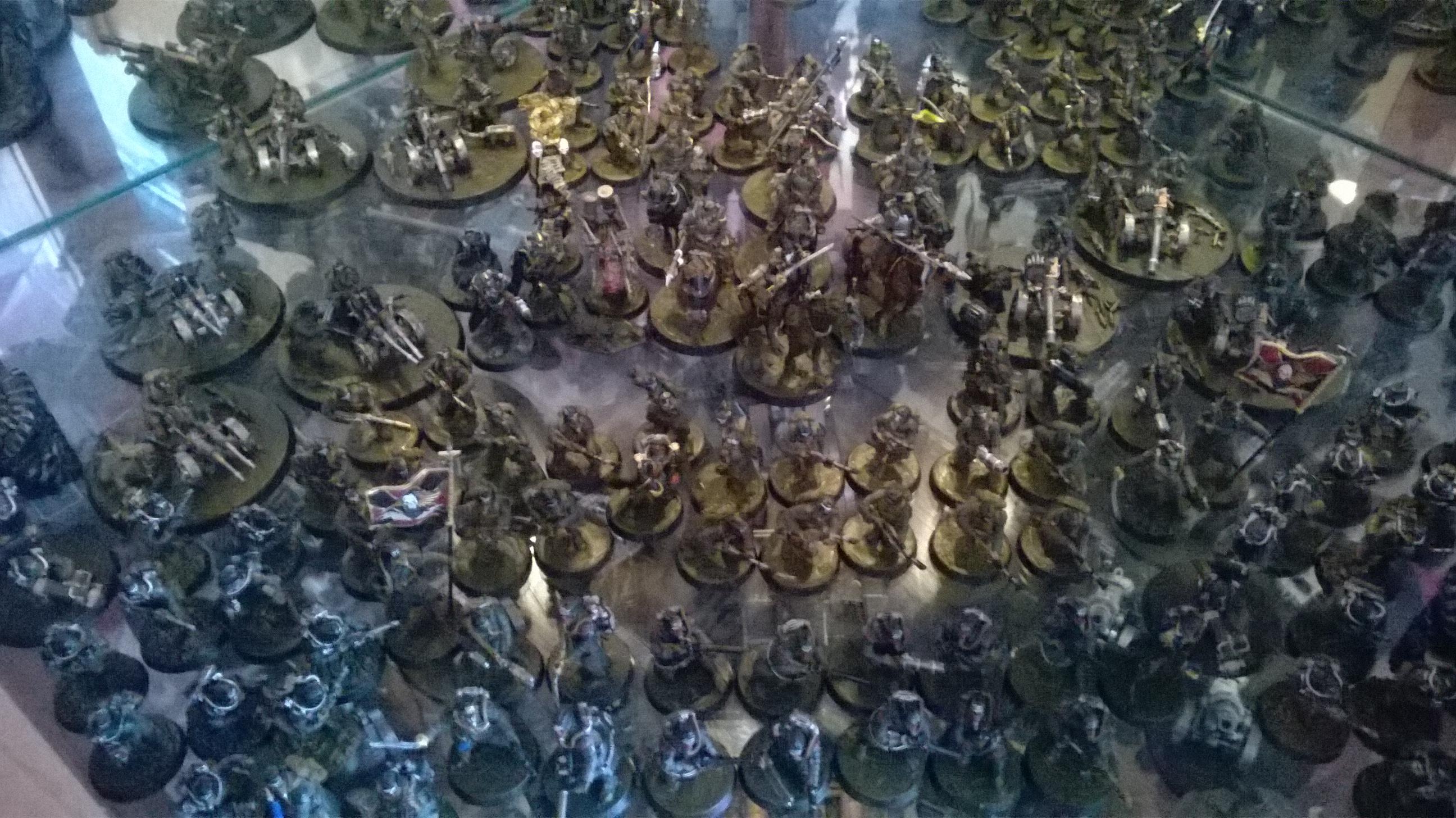 Les Armées de Nico. (Battle & 40K) 2730773730