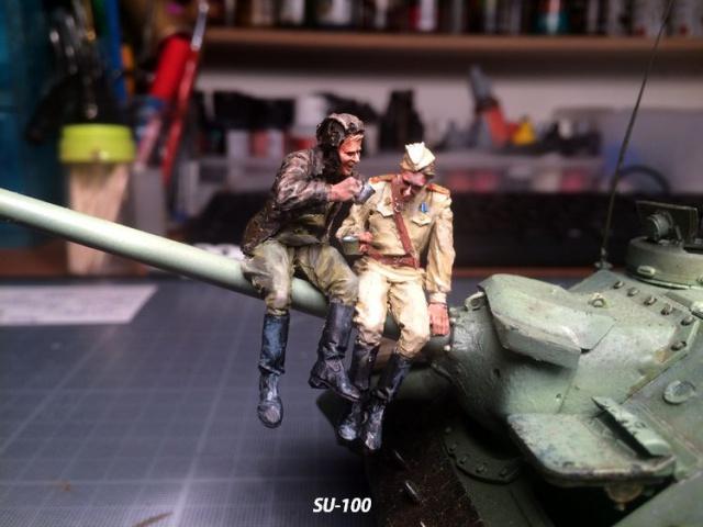 SU-100 marque Dragon 1/35 - Page 3 273552IMG4066