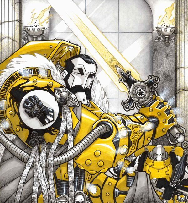 Visions of Warhammer 40K by Aerion the Faithful 274551Aerion8