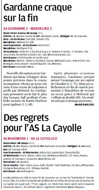 SCOC LA CAYOLLE // DHR - Page 20 275044313