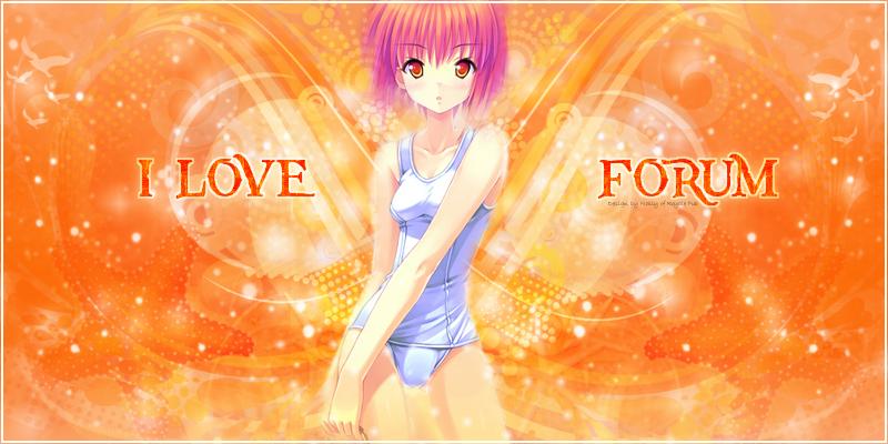 I love forum