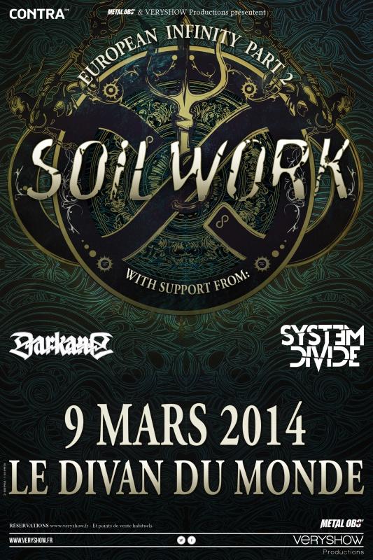 09.03 - Soilwork + Darkane + .. @ Paris 276296AfficheSoilworkMetalObs