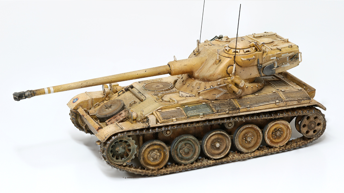 AMX 13   75mm 1/48 gaso-line 276387amx13md05wb
