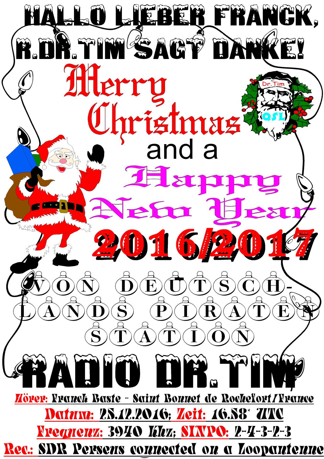 eQSL de Radio Dr Tim 276442DrTimWeihnQSLLetter4
