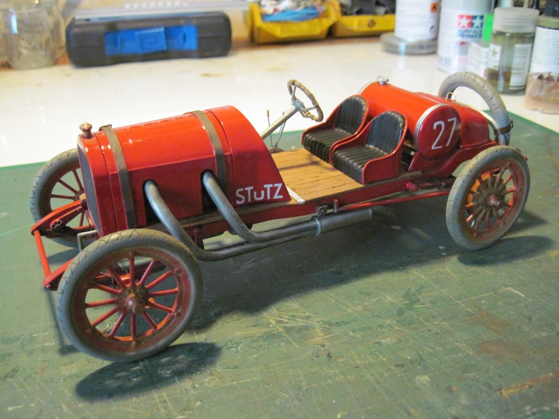 STUTZ racer 1/16 - Page 3 277243006