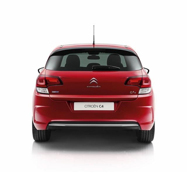 Nouvelle Gamme Citroën C4 : A Partir De 18 950 Euros 27778667343