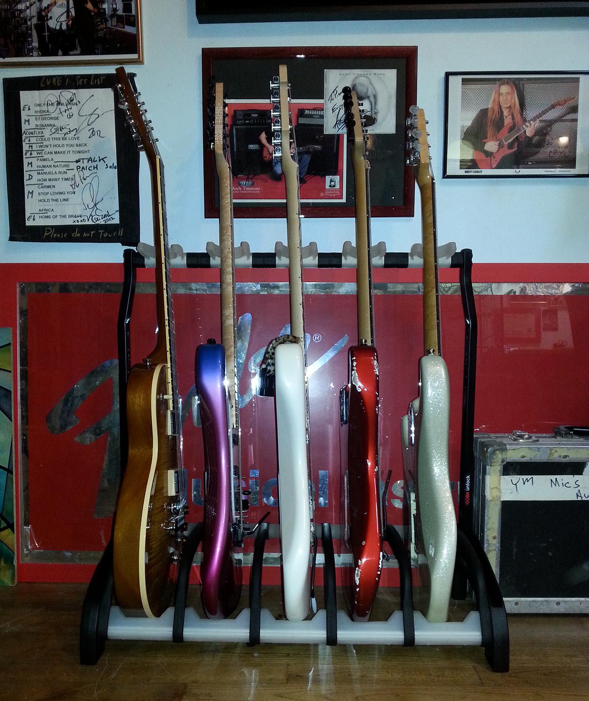STAND guitares KONIG & Meyer - K&M, un stand qu'il est vachement bien !!!!!!! 27779620160201144705