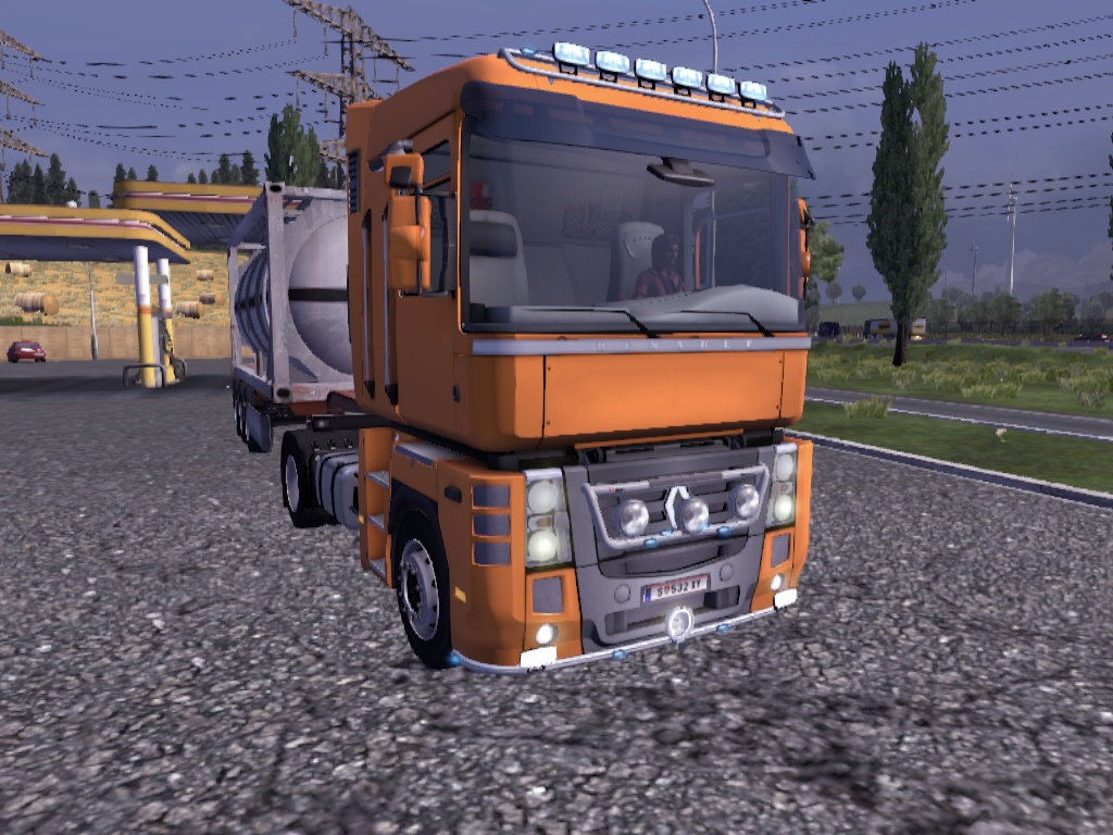 ETS2 - On the road 4 et extension Russie 278192ets200005