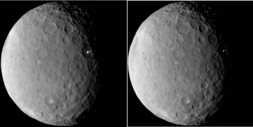 Incongruité ou OVNI du système solaire ? - Page 3 278257ceres