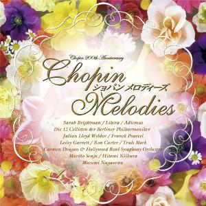 Compilations incluant des chansons de Libera 278634ChopinMelodies300