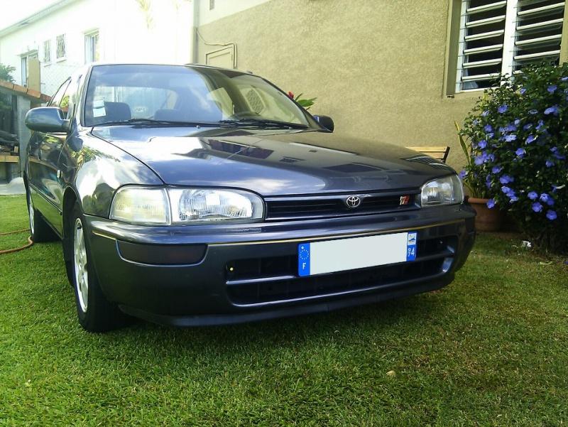Ma Toyota Corolla Liftback 1993 278640Sanstitre1