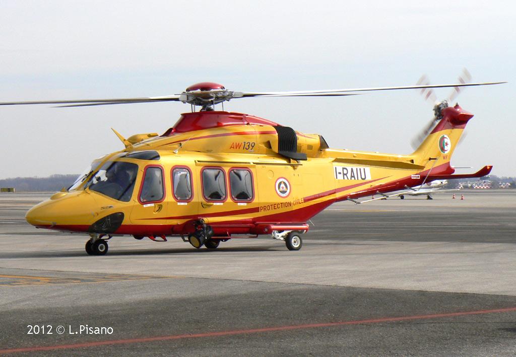 تركيب مروحيات الأغوستا + الأوروكوبتر في الجزائر 2787492003352