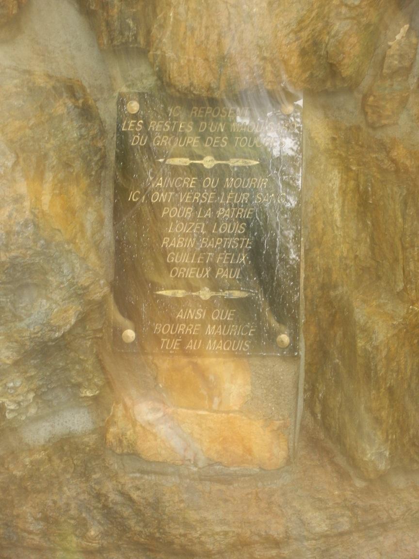 28 Juin 2014 70è Anniversaire de l'anéantissement du Maquis de Saffré 279076P6281331