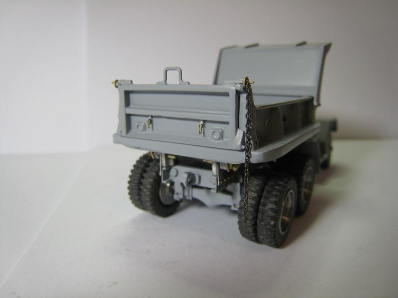 REO M59 Dump Truck scratch sur base Solido au 1/50 279382IMG8595