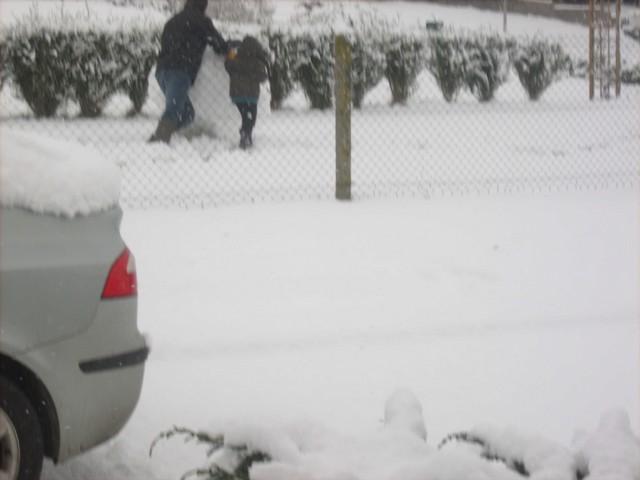 Mercredi 06 janvier 2010 - (Neige à Pont Farcy - 7 à 10 cm) 279405Jan06331