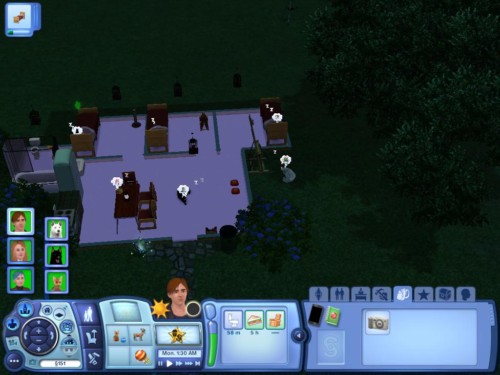 Les Sims ... Avec Kimy ! 280158ToutlemondedorsxD