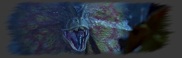 L'Enclos des Dilophosaurus