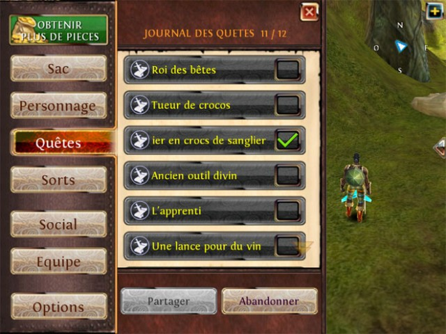 [JEU] ORDER & CHAOS ONLINE : World of Warcraft (WoW) Like sous Android, sauce Gameloft [Payant] 2811535