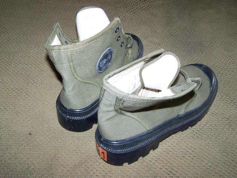 Chaussures de brousse françaises 2821121008635