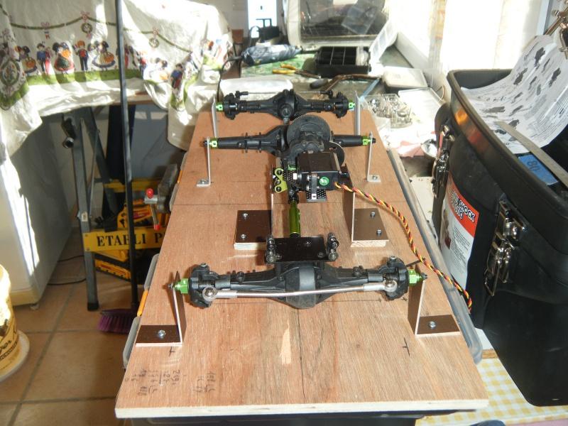 Mack 6x4 Monster Energy (FINI en attente d'un arceau) 283066DSCF2354