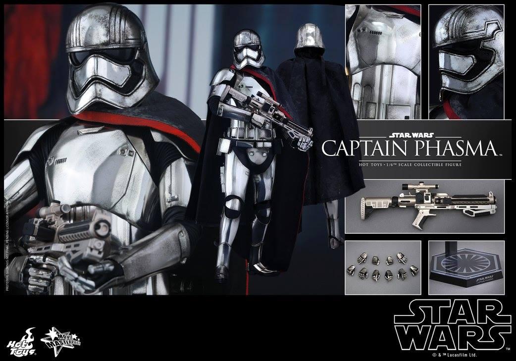 HOT TOYS - Star Wars: TFA - Captain Phasma 283622118