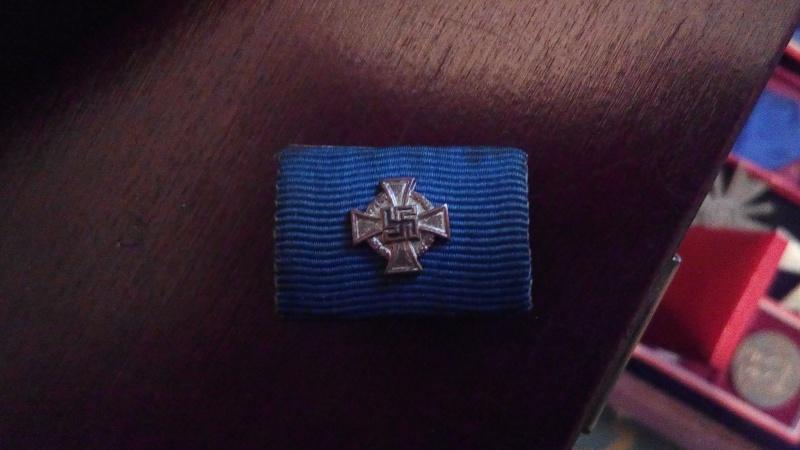 Vos barrettes & rappels de décorations - médailles 284115IMG20161214110359
