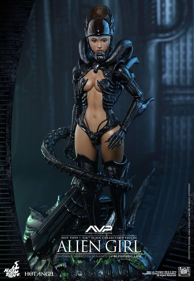 HOT TOYS - AVP - Alien Girl 284702102