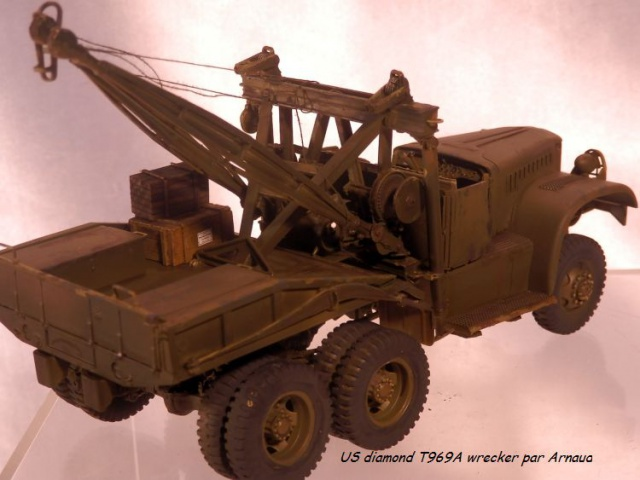 US Diamond T969A wrecker (Mirror Models 1/35) - Page 2 285062P1200046