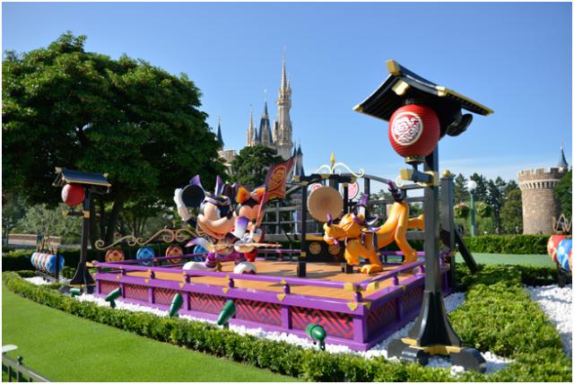 [Tokyo Disney Resort] Programme complet du divertissement à Tokyo Disneyland et Tokyo DisneySea du 15 avril 2018 au 25 mars 2019. 285182SF1