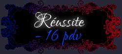 Dànaé VS Nevra [Reprise] - Page 3 285682Russite16