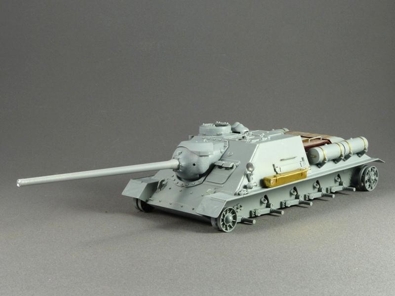 SU-100 - DRAGON 1/35 - Page 2 285712P1020824
