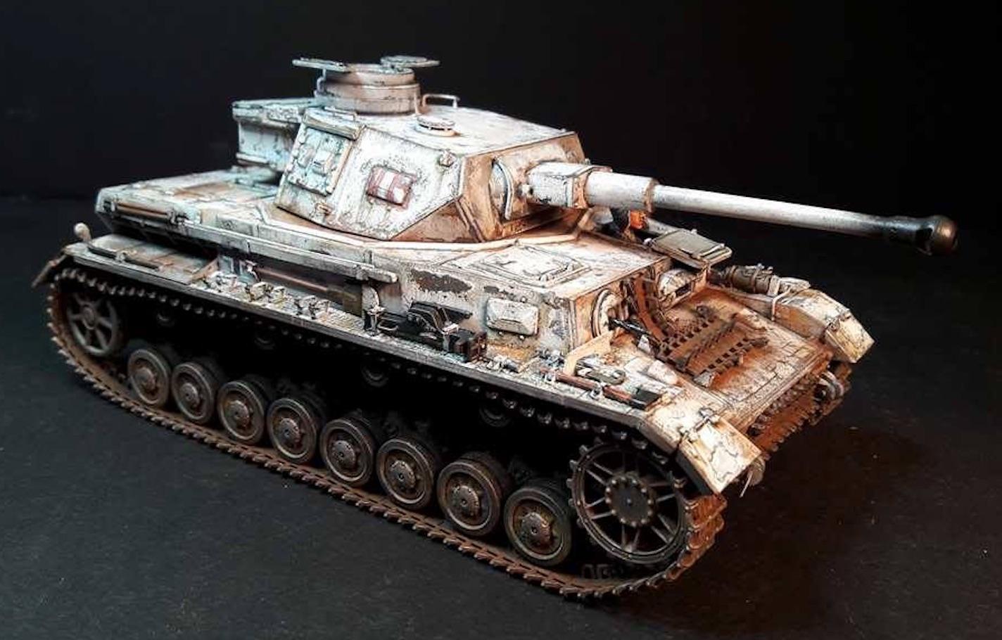 PzKpfw. IV Ausf. F2 - Dragon - Page 3 285729PanzerDone3