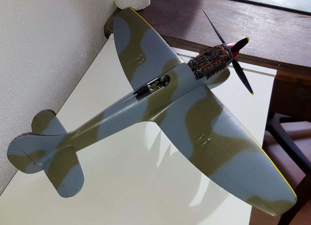 Hawker Tempest Special Hobby au 1/32ème - Page 4 28587320170917172317