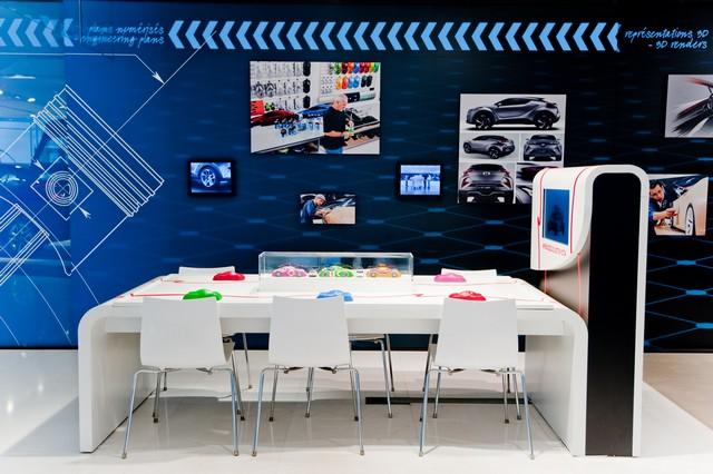 """Le """"Creative Design"""" À L'honneur Au Rendez-Vous Toyota 285895OSO89961"""