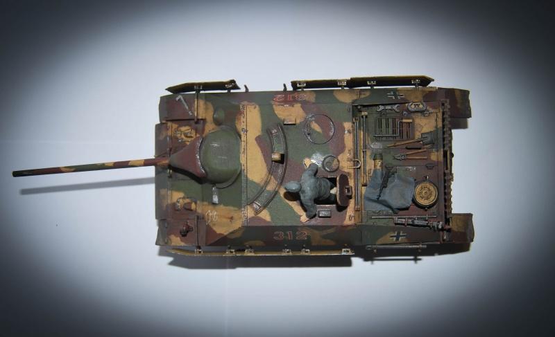 Jagdpanzer IV L/70 (V) [Tamiya]  286053DSC2114