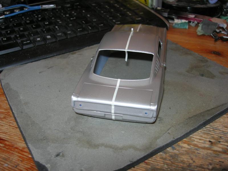 """Mustang Fastback""""65 Revell. 286618DSCN9951"""