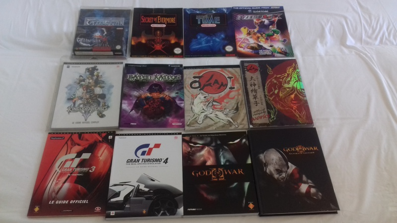 Ma collection 2871291guides