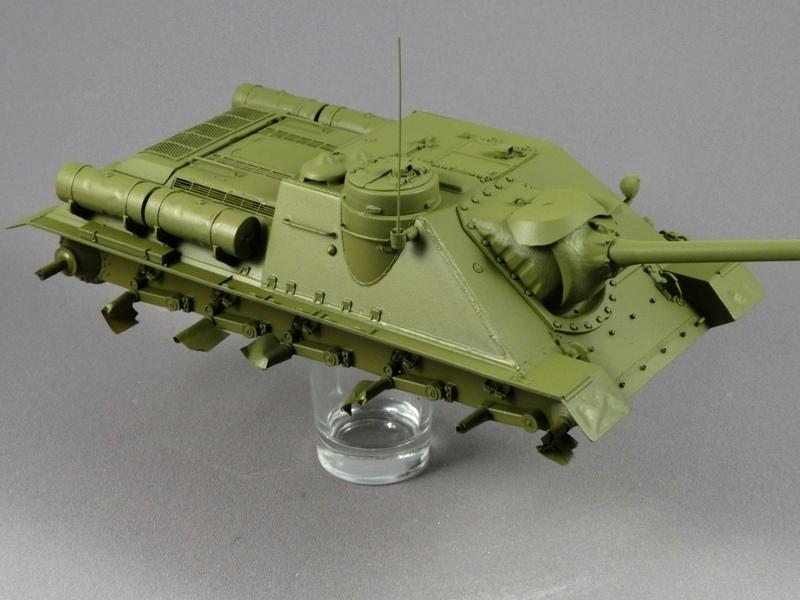 SU-100 - DRAGON 1/35 - Page 2 287202P1020855