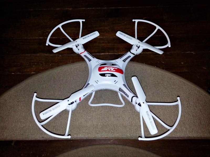 Quadricoptère JJRC H8C 28720920141202214123